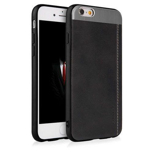Etui back case slate do iphone 6/6s czarny + zamów z dostawą w poniedziałek! marki Qult