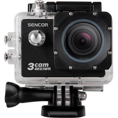 kamera sportowa 3cam 4k03wr marki Sencor
