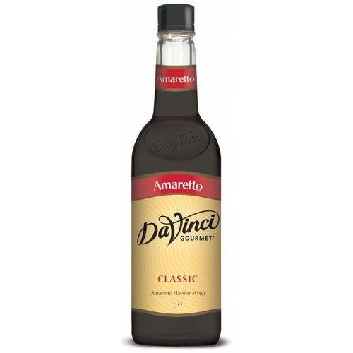 Syrop amaretto | 1l marki Davinci gourmet