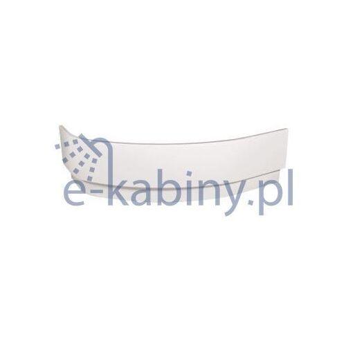 CERSANIT KALIOPE panel czołowy 170 cm - PRAWY, kolor Biały S401-096 (5907720665678)