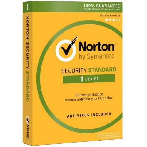 Symantec *Norton Sec.3.0 STD PL CARD 1U 1Dvc 1Y 21357596
