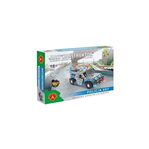 Mały konstruktor Policja, 5_557272
