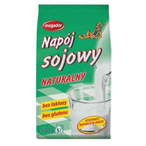 Napój sojowy naturalny w proszku 500g marki Mogador