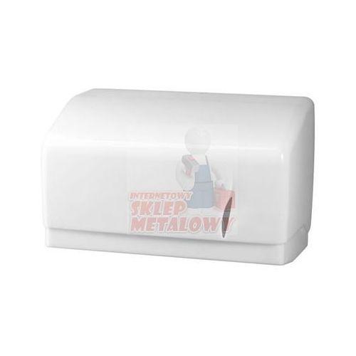 Pojemnik podajnik Bisk Masterline 03863 na ręczniki papierowe w rolkach (5901487038638)