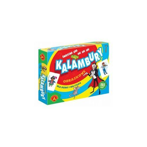 Kalambury obrazkowe - marki Alexander