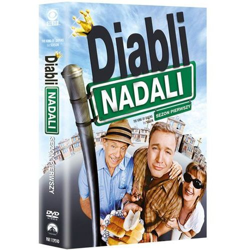 Film IMPERIAL CINEPIX Diabli nadali Sezon 1 (4 DVD) The King of Queens