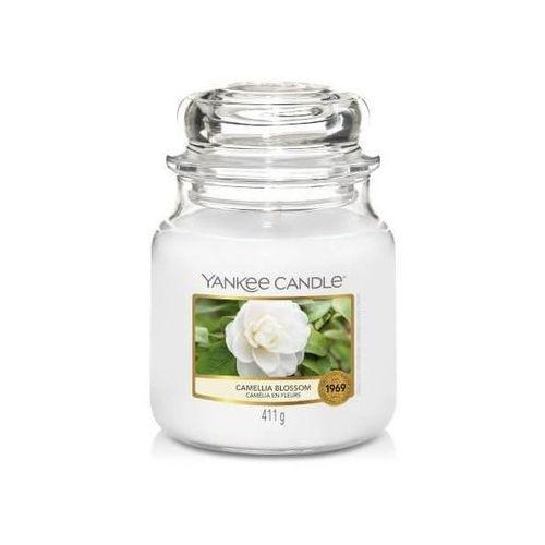 YANKEE CANDLE ŚWIECA CAMELIA BLOSSOM 411G (5038581091402)