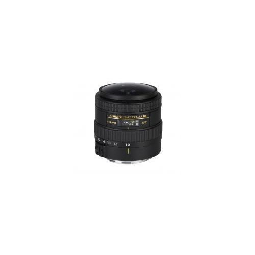 Tokina AT-X 10-17 mm f/3.5-4.5 107 DX NH Fisheye / Nikon (4961616965564)