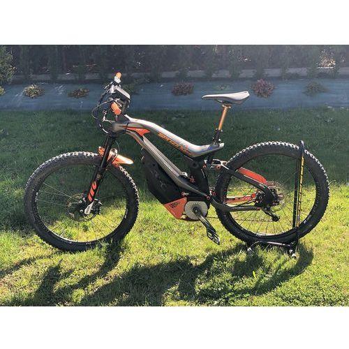 Rower elektryczny m1 spitzing plus, r-pedelec max prędkość: 75 km/h marki M1-sporttechnik