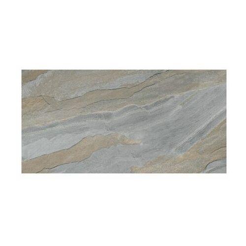 Gres szkliwiony slate grey rektyfikowany 60 x 120 marki Saturn