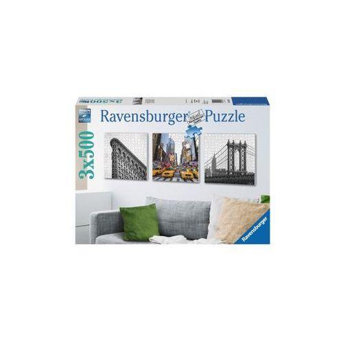RAVEN Puzzle Nowy Jork