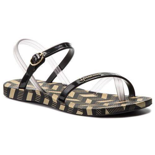 Sandały IPANEMA - Fashion Sand. V Fem 82291 Black/Smoke 22155