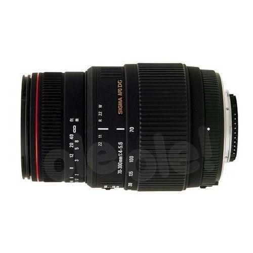 af 70-300/4-5,6 apo dg macro canon - produkt w magazynie - szybka wysyłka! marki Sigma