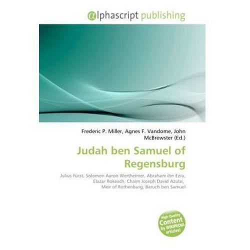 Judah ben Samuel of Regensburg