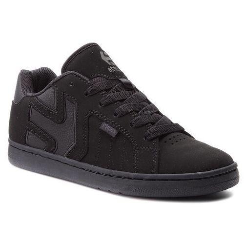 Sneakersy ETNIES - Fader 2 4101000467 Black, kolor czarny