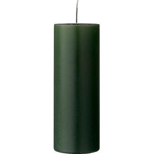 Bloomingville Świeca 20 cm zielona
