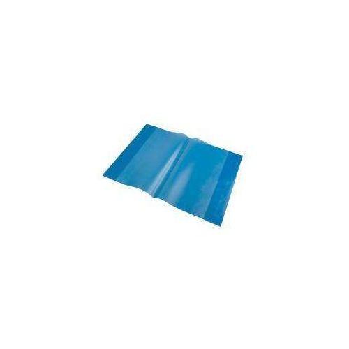 Panta plast Okladka na zeszyt a5 pp niebieski panta bpz