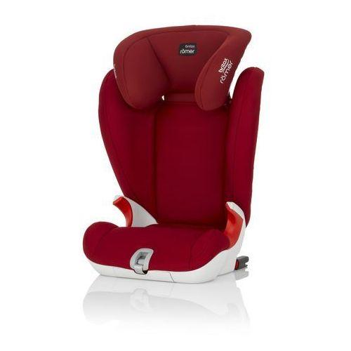 Römer, KidFix SL, fotelik samochodowy, 15-36 kg, Flame Red