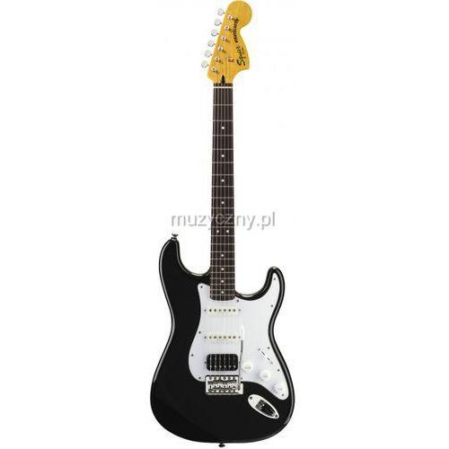 squier vintage modified stratocaster hss rw blk gitara elektryczna wyprodukowany przez Fender