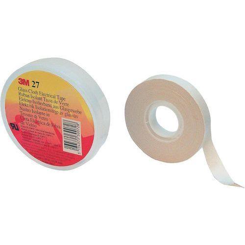3m Taśma materiałowa  scotch® 27 fe510085544, (dxs) 20 m x 12 mm, 20 m, 1 rolka(ek) (4001895832567)