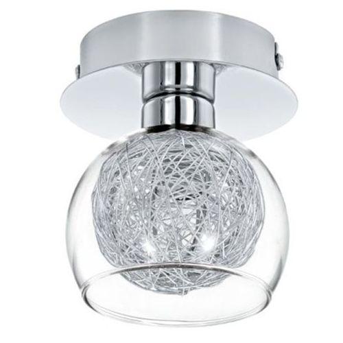 Eglo OVIEDO 1 lampa sufitowa Chrom