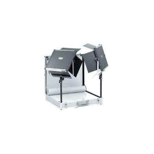 Fomei  mini studio -2 psls 5000/248 - zestaw do fotografii bezcieniowej w walizce, kategoria: sprzęt bezcieniowy