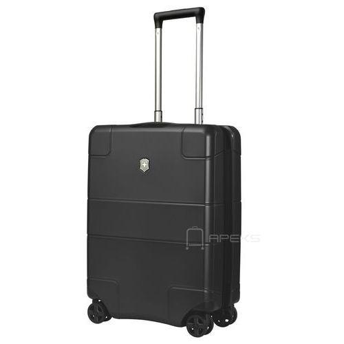 lexicon hardside mała walizka kabinowa 20/55 cm / czarna - black marki Victorinox