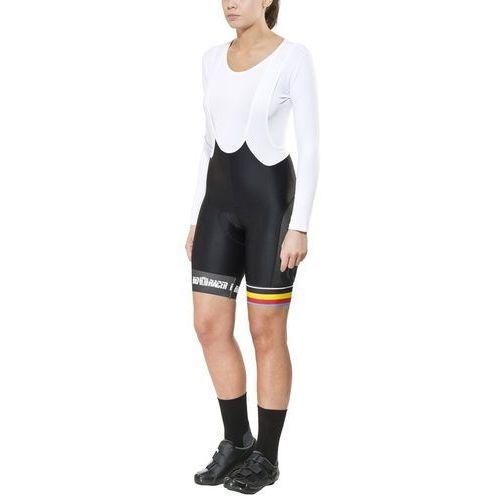 Bioracer van vlaanderen pro race spodenki na szelki kobiety czarny s 2018 spodnie szosowe (5414980352281)