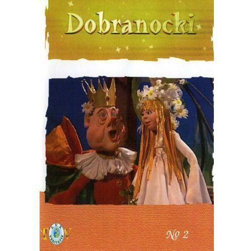 Dobranocki cz. 2 - spektakl DVD - produkt z kategorii- Filmy animowane