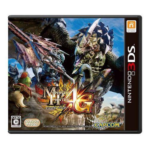 Nintendo Monster hunter 4 ultimate 3ds