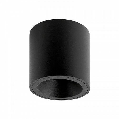 CROSTI PERO RO TUBE Czarna GU10 wys. 9,5cm. Home&Decor Downlight OXYLED 459147 (5902701459147)