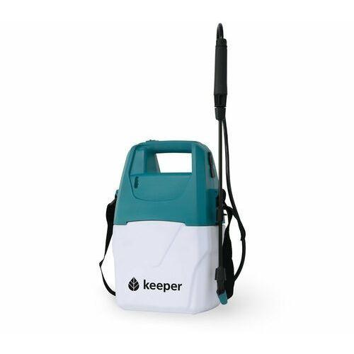 forest 5 opryskiwacz akumulatorowy elektryczny 5l - oficjalny dystrybutor - autoryzowany dealer keeper marki Keeper