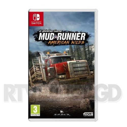Focus home interactive Spintires: mudrunner - american wilds edition