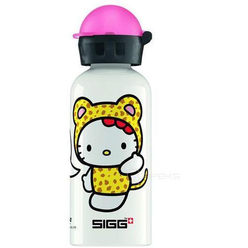 Sigg kids hello kitty cheetah costume butelka / bidon 0.4l dla dzieci - hello kitty cheetah costume