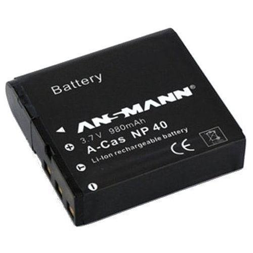 Ansmann akumulator a-cas np 40