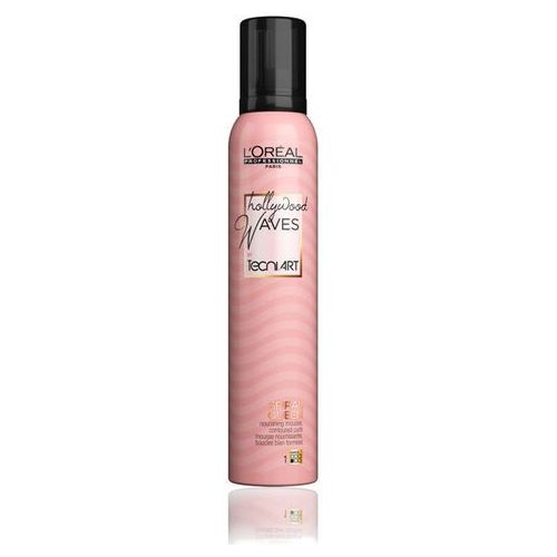 Loreal  hollywood waves spiral queen pianka 200ml (3474630614307)