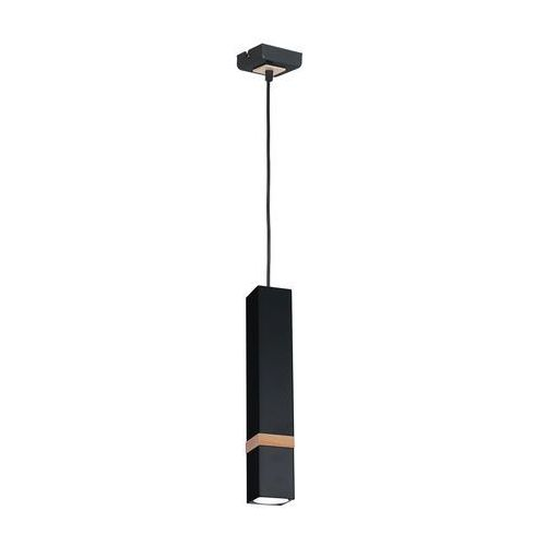 Lampa wisząca vidar czarna gu10 marki Eko-light