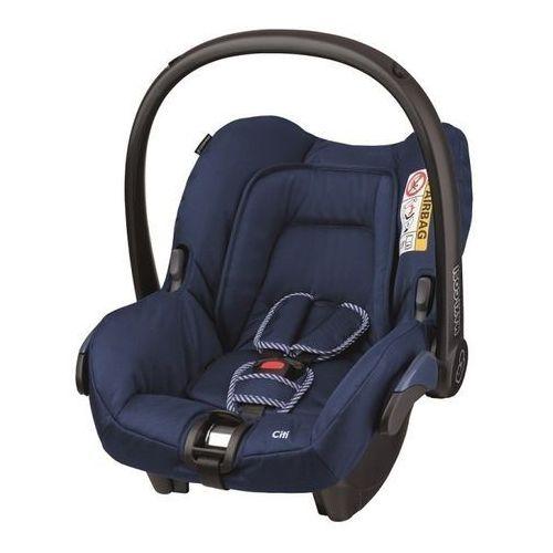 MAXI-COSI Fotelik samochododwy Citi River blue - produkt z kategorii- Pozostałe foteliki samochodowe i akcesoria