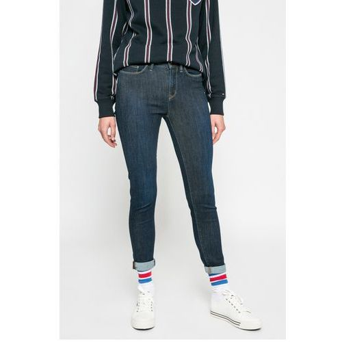 Tommy Hilfiger - Jeansy Lauren, jeans
