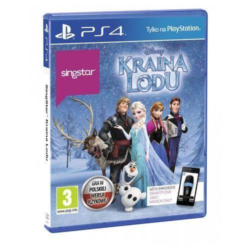SingStar Kraina Lodu (PS4)