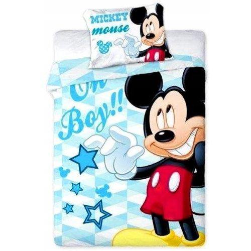 Pościel 100x135 Myszka Miki Mickey (5907750541850)