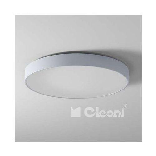Plafon LAMPA sufitowa ABA 1267PCAE4+kolor Cleoni metalowa OPRAWA okrągła (1000000413496)