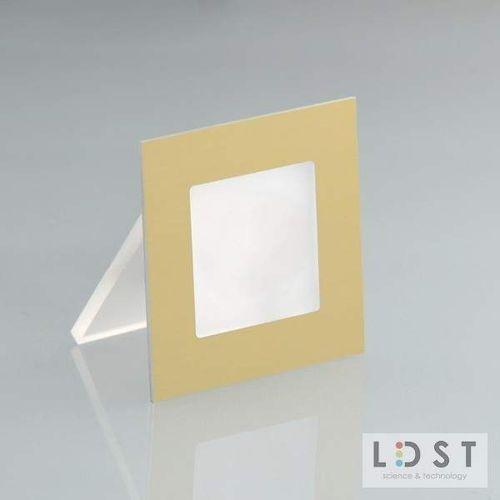 oprawa led angel 9led 230v 1,2w an-01-ss-bc9 - autoryzowany partner ldst, automatyczne rabaty. marki Ldst