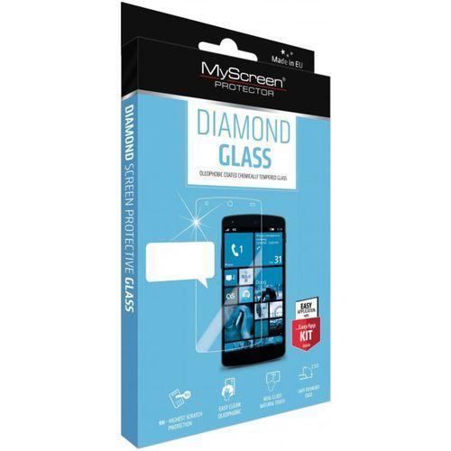 Myscreen Szkło hartowane diamond iphone 5 5c 5s 5se (5907996009169)