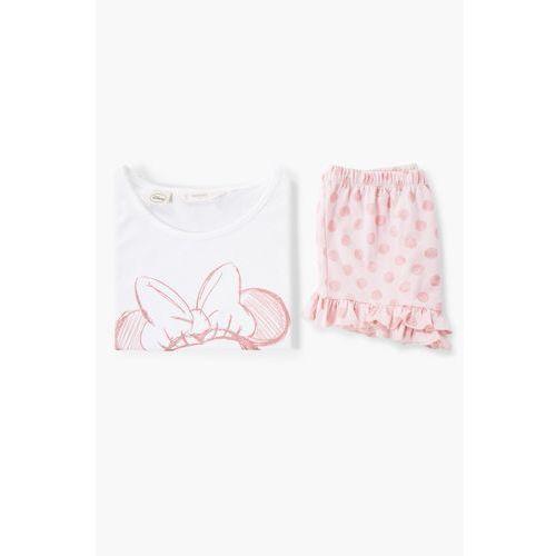 Mango kids  - piżama dziecięca minniep 104-152 cm