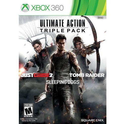 OKAZJA - Ultimate Action Triple Pack (Xbox 360)