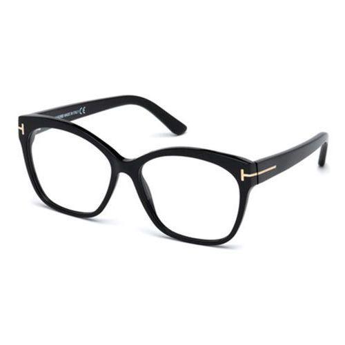 Tom ford Okulary korekcyjne  ft5435 001