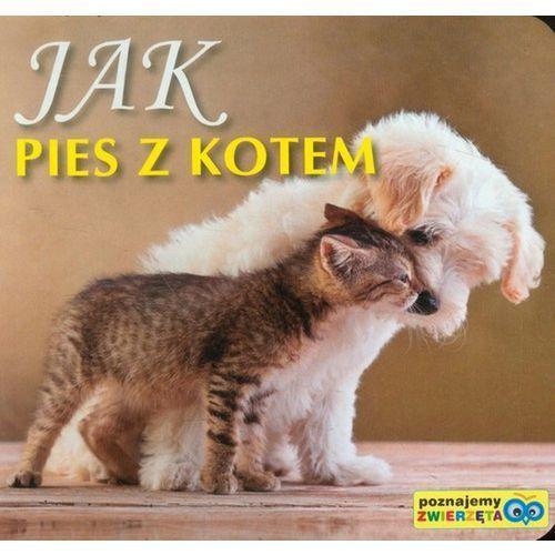 Jak pies z kotem, oprawa kartonowa