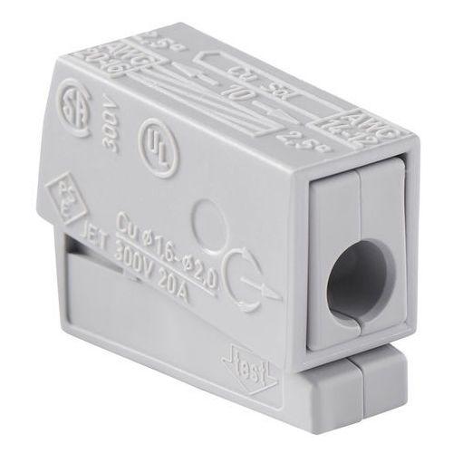 Złączka oświetleniowa Wago 2 x 0,5-2,5 mm2 10 szt., WAG024068