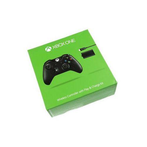 Microsoft Kontroler pad  xbox one play&charge wireless
